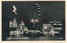 AK, Foto, Wien - Prater mit Riesenrad bei Nacht, 1941; 5026-69