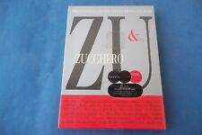 "ZUCCHERO & Co ""THE ULTIMATE DUETS COLLECTION "" 2CD 1DVD 2005 NUOVO SIGILLATO"
