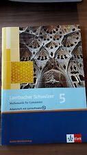 Mathematik für Gymnasien Arbeitsheft mit Lernsoftware für 6. bis 10. Klasse