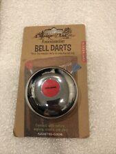 New listing Kikkerland Huckleberry Bell Darts