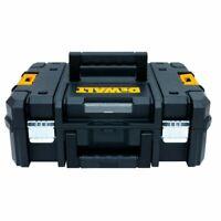 DEWALT TSTAK II 17 in. Deep Box Tool Box Storage Heavy Duty Metal Latches