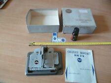 (B58)  COLLEUSE MARGUET BI-FILM AUTOMATIQUE BN 2 B AVEC COLLE