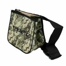 Teknetics Metal Detector Camo Finds and Trash Pouch