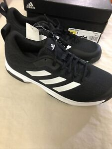 Adidas Men's Game Spec Athletic Shoes - BLACK - New Without box size 8