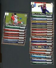 2014 Panini Prizm World Cup Soccer Guardians Set of (25) Tim Howard