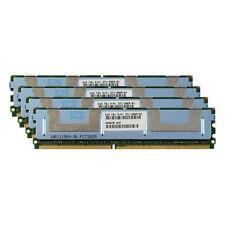 For Micron 16GB 4X 4GB Server Memory DDR2-667MHz PC2-5300F ECC FB-DIMM