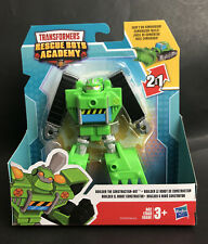 Transformers Toys Rescue Bots Academy Boulder the Construction-Bot