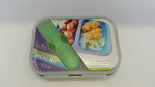 5 X Lunch Box Collapsible Silicone Home and Picnic Bulk order