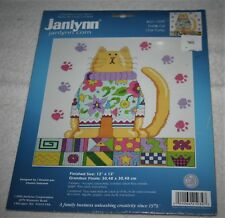 Janlynn ~ Funky Cat ~ (colorfully quirky kitten)