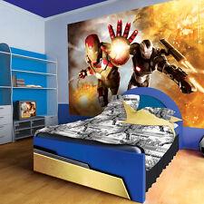 Photo Wallpaper Mural Photo Poster Picture Wallpaper Avengers Marvel Iron Man 3fx464p4