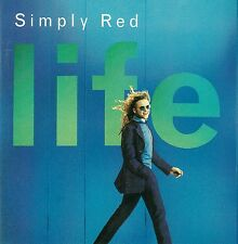 SIMPLY RED : LIFE / CD - TOP-ZUSTAND