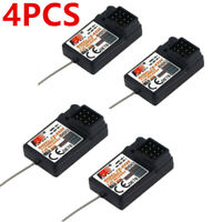4Pcs FS-GR3E AFHDS 2.4G 3CH Receiver For GT2B GT3B GT3C Transmitter RC Car Boat