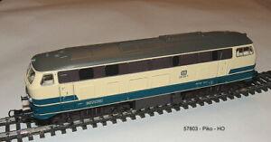 Piko 57803 - Diesel Locomotive Br 218 DB,Epoch VI IN The Wechselstromversion New