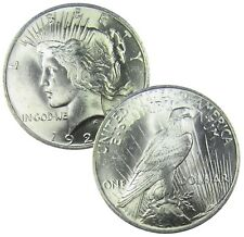 1923-P PEACE DOLLAR U.S. 90% Silver $1 Coin - BU/UNC - Brilliant Uncirculated