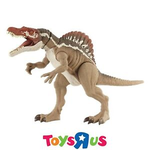 Jurassic World Extreme Chompin' Spinosaurus Figure