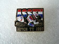PINS,SPELDJES DUTCH TT ASSEN MOTO GP 1997 NO 1 HONDA REPSOL MOTORRADRENNEN