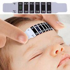 Termometro LCD per temperatura corporea neonati, bambini e adulti fronte