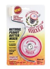 Natural Peanut Butter Mixer, Fits 16-Ounce Jars with 3-Inch Lids, Made in USA