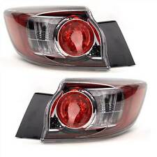 MAZDA 3 MK2 5/2009-> REAR TAIL LIGHTS 1 PAIR O/S & N/S