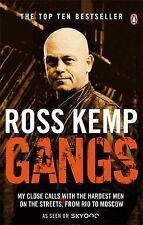 Gangs by Ross Kemp (Paperback, 2008, Free postage)