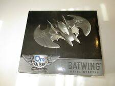 Batwing Batman Metal Desktop QMX Caliber Metalworks New in Box