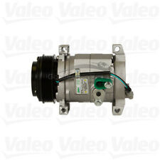 One New Valeo A/C Compressor 700747 for Cadillac Chevrolet GMC