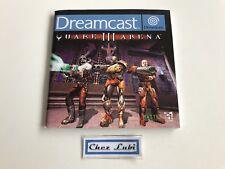 Notice - Quake III 3 Arena - Sega Dreamcast - PAL EUR