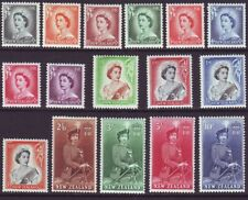 New Zealand 1953 SC 288-301 MH Set