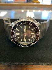 New listing Seiko Mens Scuba Divers Watch 7S26-0028,Nice