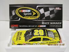 MATT KENSETH 2013 #20 DOLLAR GENERAL KENTUCKY WIN 1/24