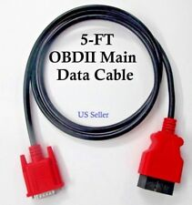 OBDII OBD2 Cable For CanDO HD Code and CanDO HD Pro II Scan Tool Code Reader