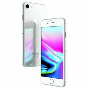 Apple iPhone 8 64GB GSM Unlocked 4G LTE Smartphone AT&T T-Mobile Mint Mobile CR