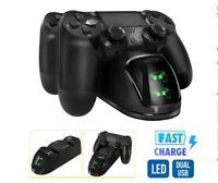 Cargador mandos PS4 Game Pad PlayStation Dualshock 4 Estándar para SONY