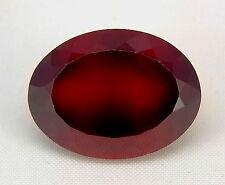 Top Big hessonite: 31,01 CT natural AAA hessonit granate de Ceylon