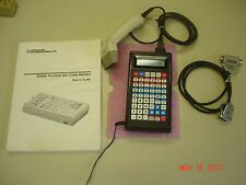 M3000 AMERICAN MICROSYSTEMS PORTABLE BAR CODE READER W/ WAND, CABLE&USERS MANUAL