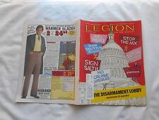 THE AMERICAN LEGION MAGAZINE-NOV,1978-THE DISARMAMENT LOBBY AND HOW IT WORKS
