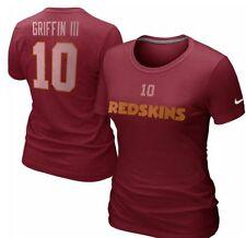NFL Football Nike - Washington Redskins bordeaux rot Damen Shirt M