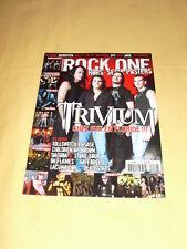 ROCK ONE MAG N°9 Hors-Série décembre 2006 Trivium