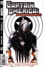 CAPTAIN AMERICA: DEAD MEN RUNNING (2002 Series) #3 Near Mint Comics Book