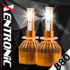 XENTRONIC LED HID Foglight Conversion kit 885 6000K for 1993-1994 GMC Safari