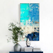 YAKAI Hand-painted Abstract oil painting on canvas Modern Home Decor No Frame
