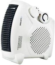 Lloytron staywarm 2000W Ventilador Calefactor-Modelo F2003WH-Nuevo En Caja