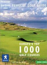 Peugeot Golf Guide 2004/2005 2004/2005-Peugeot