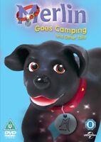 Merlín el Mágico Cachorro - Goes Campamento y Otros Cruz DVD Nuevo DVD (8301423)