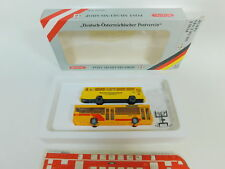 BO421-0,5 # Wiking 1:87 81-09 Bus Germano-Autrichienne Postverein, Neuf + Ovp