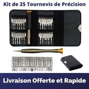 5X Porte Clé Outils Tournevis Plat Cruciforme Idéal Lunettes Montres Téléphones