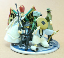 """Lupin The Third Cagliostro Diorama Figure  Authentic 4"""" BP Japan"""