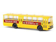 Brekina 59044 MB mercedes benz o317k Postbus riegeler cerveza 1:87 nuevo