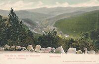 MUNSTER – Munsterthal – Germany – udb (pre 1908)