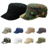 Army Cap Cadet Military Patrol Castro Hat Men Women Golf Driving Sports Baseball